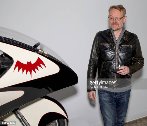 Actor Jared Harris attends the Cars Arts Beats A Night Out With 'Baby Driver' event at the Petersen Automotive Museum on October 4 2017 in Los...