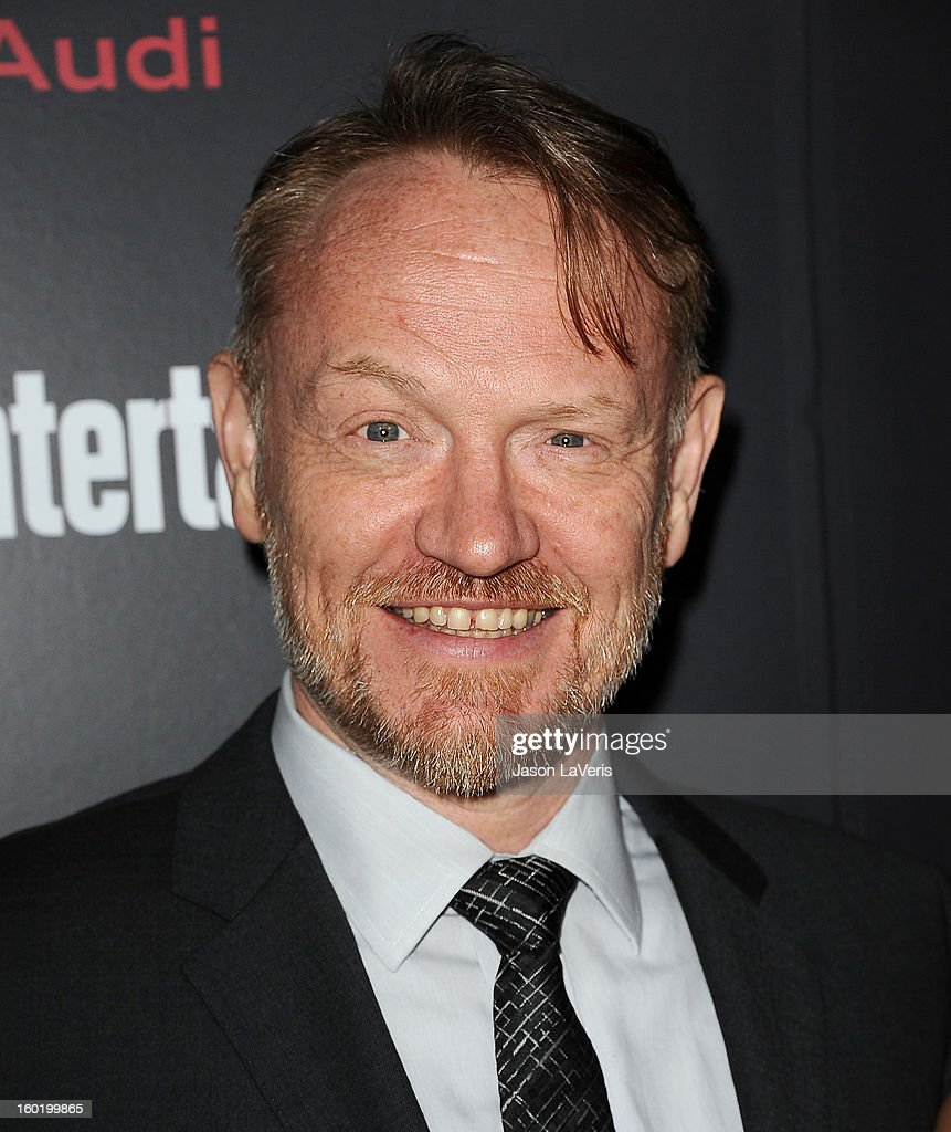 Actor Jared Harris attends the Entertainment Weekly Screen Actors Guild Awards pre-party at Chateau Marmont on January 26, 2013 in Los Angeles, California.