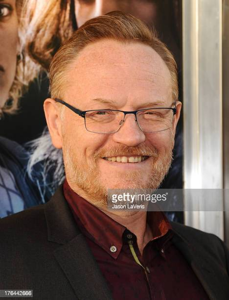 Actor Jared Harris attends the premiere of 'The Mortal Instruments City Of Bones' at ArcLight Cinemas Cinerama Dome on August 12 2013 in Hollywood...