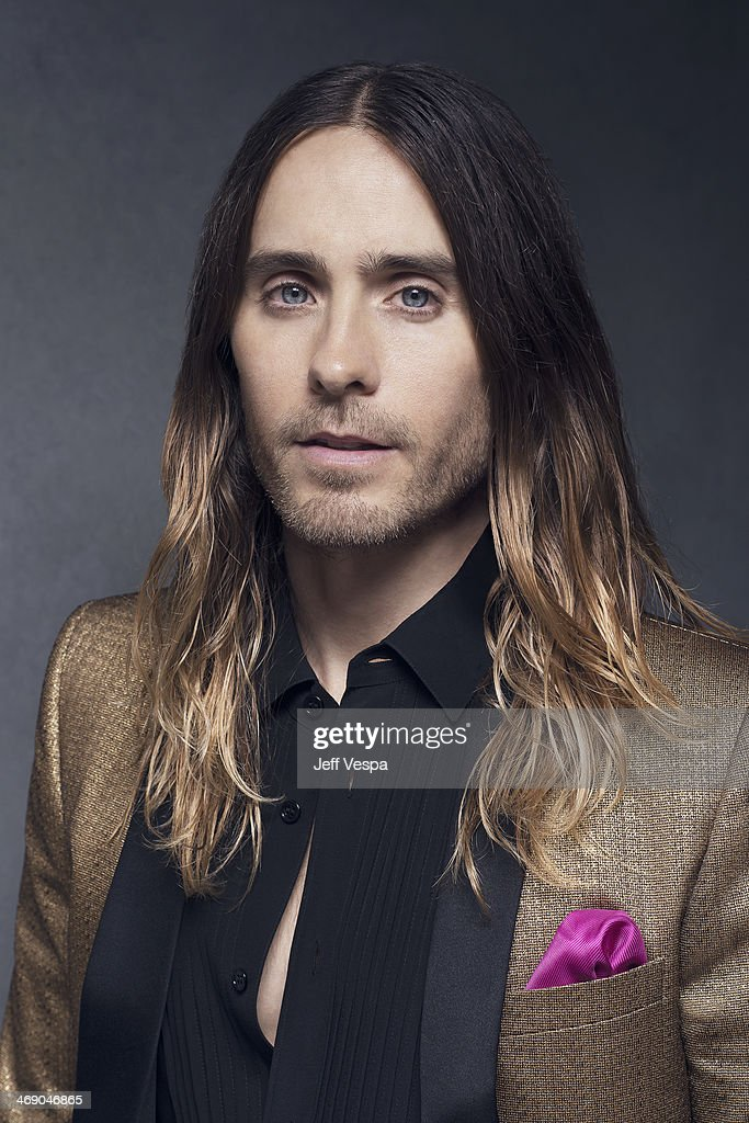 Actor <a gi-track='captionPersonalityLinkClicked' href=/galleries/search?phrase=Jared+Leto&family=editorial&specificpeople=214764 ng-click='$event.stopPropagation()'>Jared Leto</a> is photographed or Self Assignment on February 10, 2014 in Beverly Hills, California.