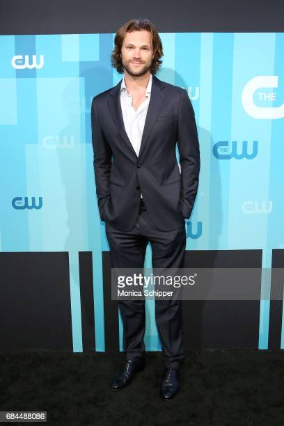 Actor Jared Padalecki attends the 2017 CW Upfront on May 18 2017 in New York City