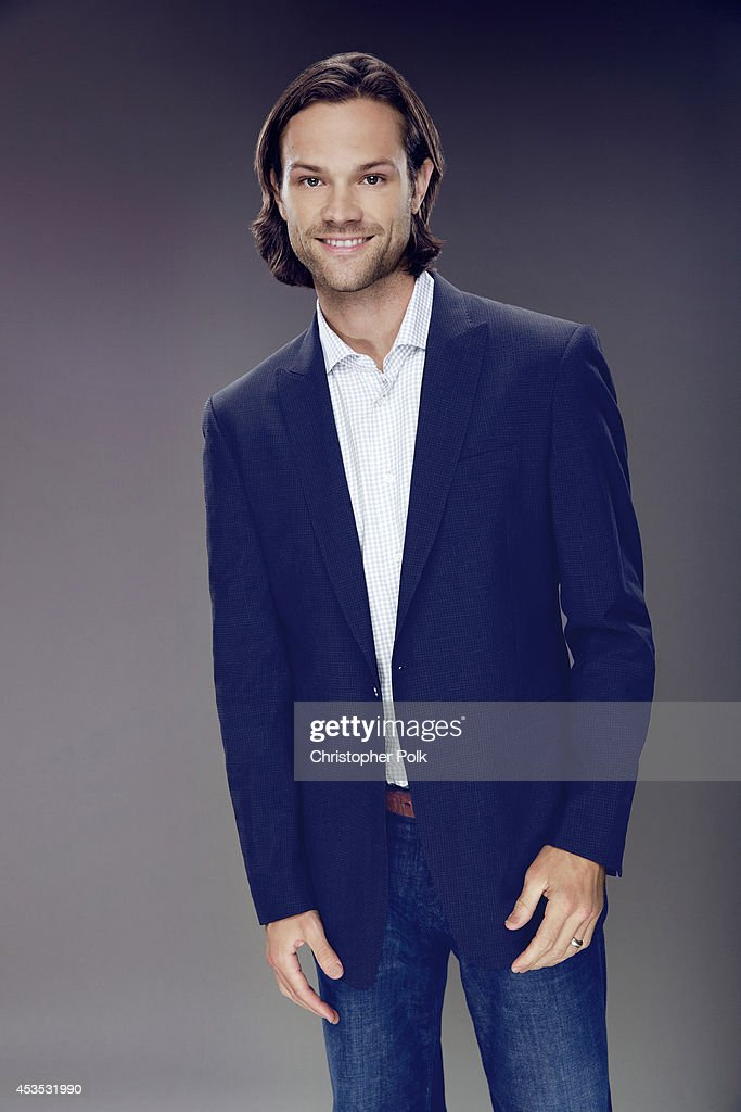 Actor Jared Padalecki poses for a portrait at the CW network panel at the Summer 2014 TCAs on July 18, 2014 in Beverly Hills, California.