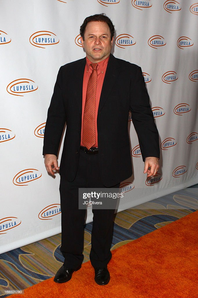 Actor Jason Alexander attends Lupus LA 13th Annual Orange Ball Gala at Regent Beverly Wilshire Hotel on May 9, 2013 in Beverly Hills, California.