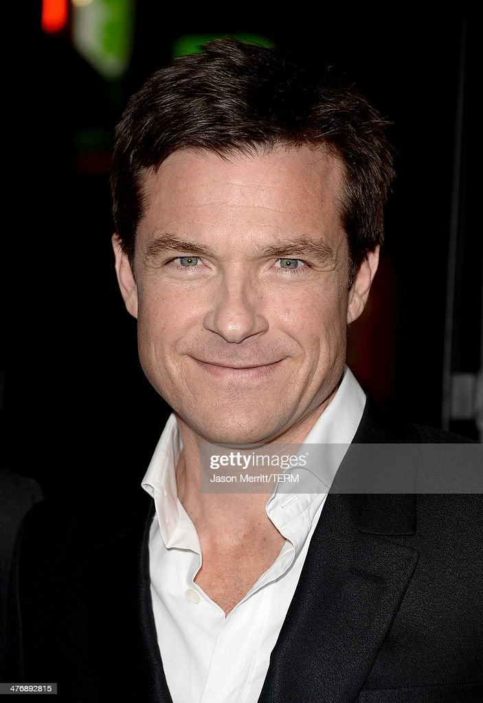 Actor <a gi-track='captionPersonalityLinkClicked' href=/galleries/search?phrase=Jason+Bateman&family=editorial&specificpeople=204774 ng-click='$event.stopPropagation()'>Jason Bateman</a> arrives at the premiere of Focus Features' 'Bad Words' at ArcLight Cinemas Cinerama Dome on March 5, 2014 in Hollywood, California.