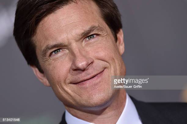 Actor Jason Bateman arrives at the premiere of Walt Disney Animation Studios' 'Zootopia' at the El Capitan Theatre on February 17 2016 in Hollywood...