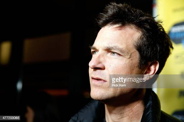 Actor Jason Bateman arrives at the SXSW Red Carpet Screening Of Focus Features' 'Bad Words' on March 7 2014 in Austin Texas