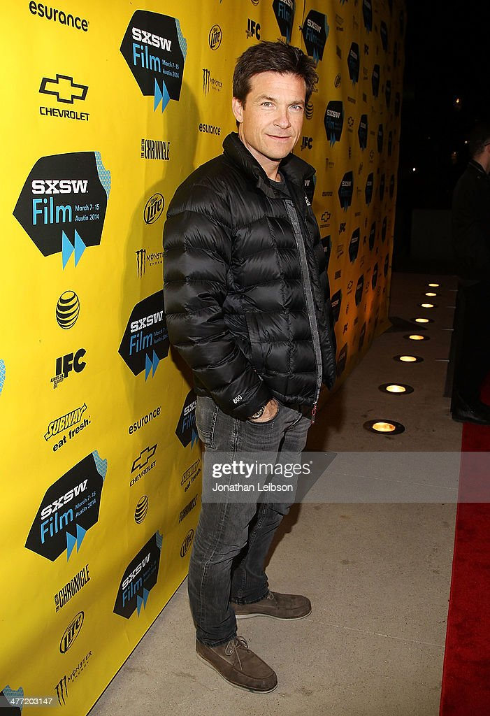 Actor <a gi-track='captionPersonalityLinkClicked' href=/galleries/search?phrase=Jason+Bateman&family=editorial&specificpeople=204774 ng-click='$event.stopPropagation()'>Jason Bateman</a> arrives at the SXSW Red Carpet Screening Of Focus Features' 'Bad Words' on March 7, 2014 in Austin, Texas.