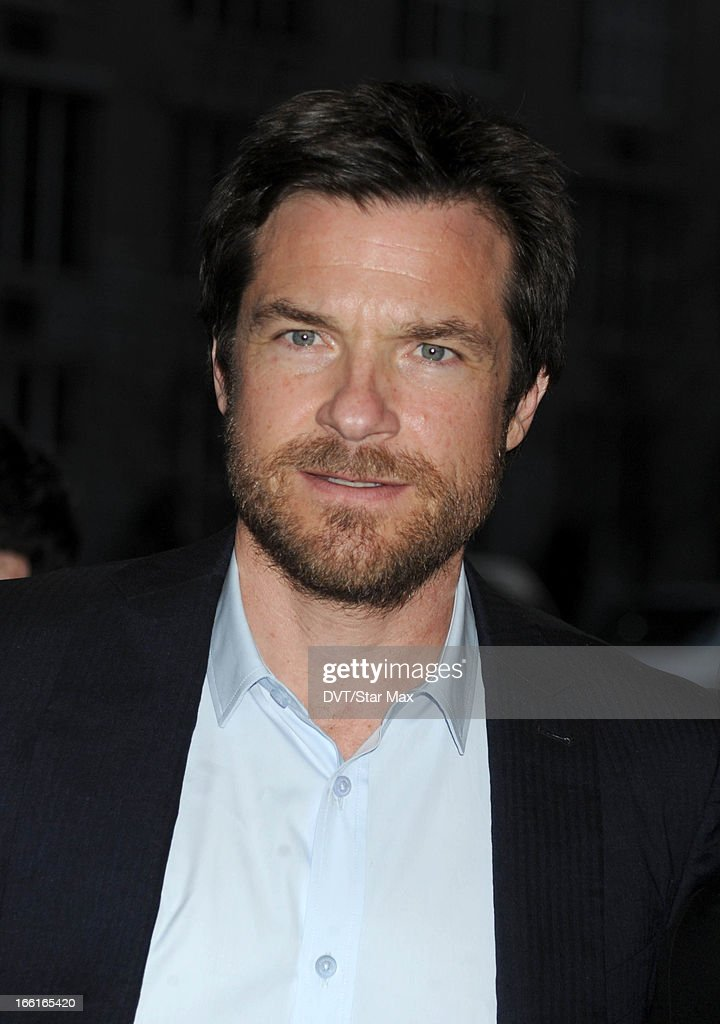 Actor Jason Bateman as seen on April 8, 2013 in New York City.