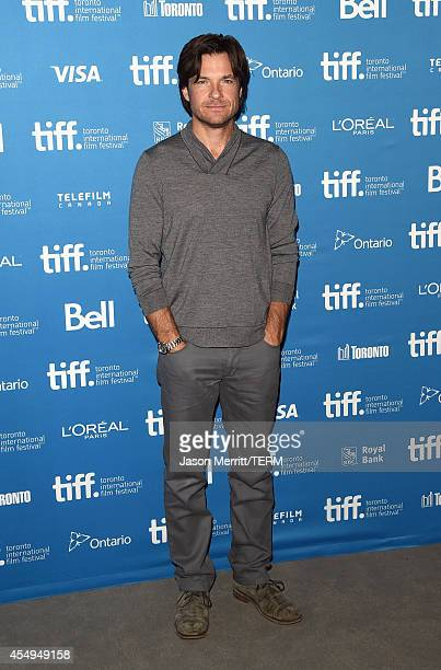 Actor Jason Bateman at 'This Is Where I Leave You' Press Conference during the 2014 Toronto International Film Festival at TIFF Bell Lightbox on...