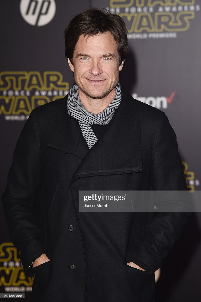 Actor <a gi-track='captionPersonalityLinkClicked' href=/galleries/search?phrase=Jason+Bateman&family=editorial&specificpeople=204774 ng-click='$event.stopPropagation()'>Jason Bateman</a> attends Premiere of Walt Disney Pictures and Lucasfilm's 'Star Wars: The Force Awakens' on December 14, 2015 in Hollywood, California.