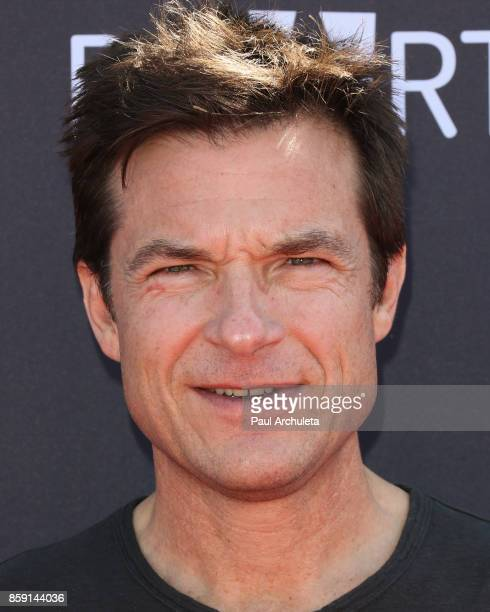Actor Jason Bateman attends PS ARTS' Express Yourself 2017 event at Barker Hangar on October 8 2017 in Santa Monica California