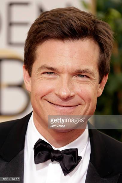 Actor Jason Bateman attends the 71st Annual Golden Globe Awards held at The Beverly Hilton Hotel on January 12 2014 in Beverly Hills California