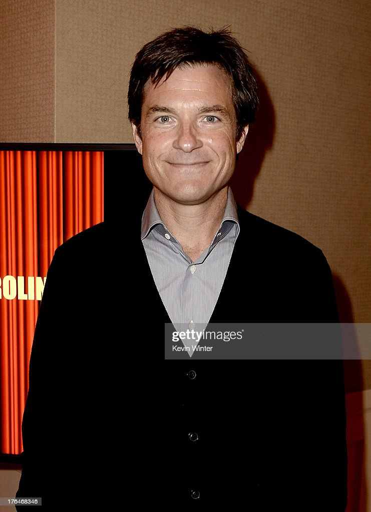 Actor <a gi-track='captionPersonalityLinkClicked' href=/galleries/search?phrase=Jason+Bateman&family=editorial&specificpeople=204774 ng-click='$event.stopPropagation()'>Jason Bateman</a> attends the Hollywood Foreign Press Association's 2013 Installation Luncheon at The Beverly Hilton Hotel on August 13, 2013 in Beverly Hills, California.