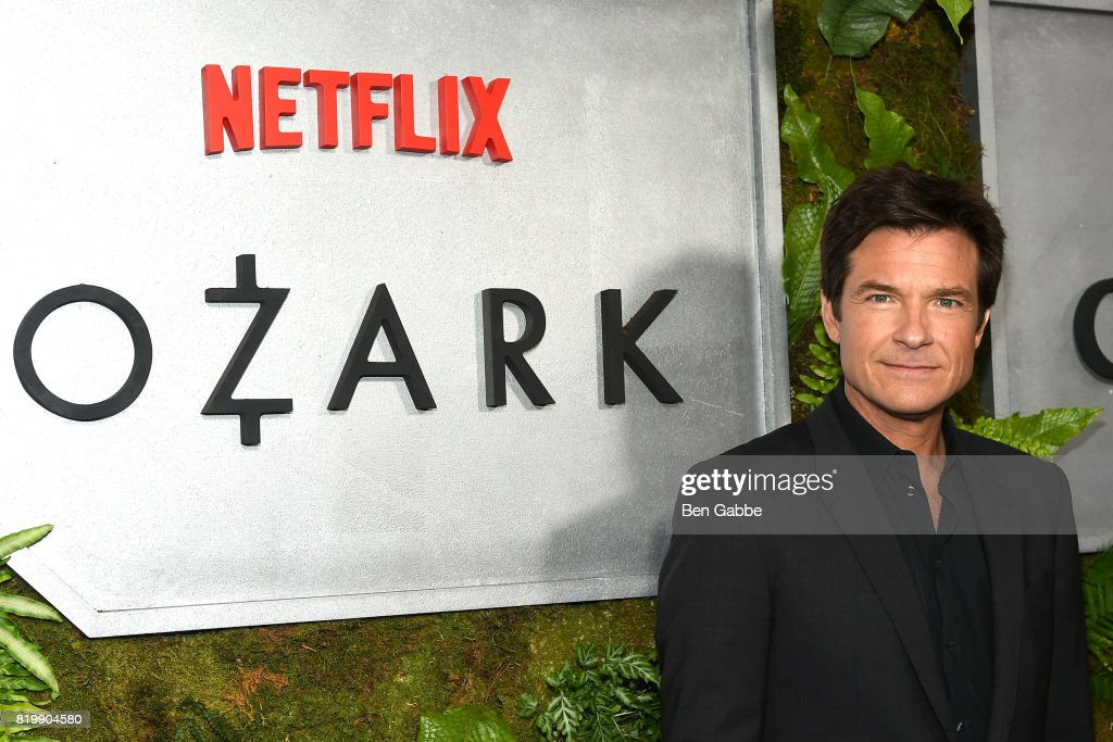 Actor Jason Bateman attends the Netflix Original 'Ozark' New York screening at The Metrograph on July 20, 2017 in New York City.