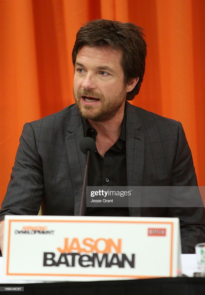 Actor Jason Bateman attends The Netflix Original Series 'Arrested Development' Press Conference at Sheraton Universal on May 4, 2013 in Universal City, California.