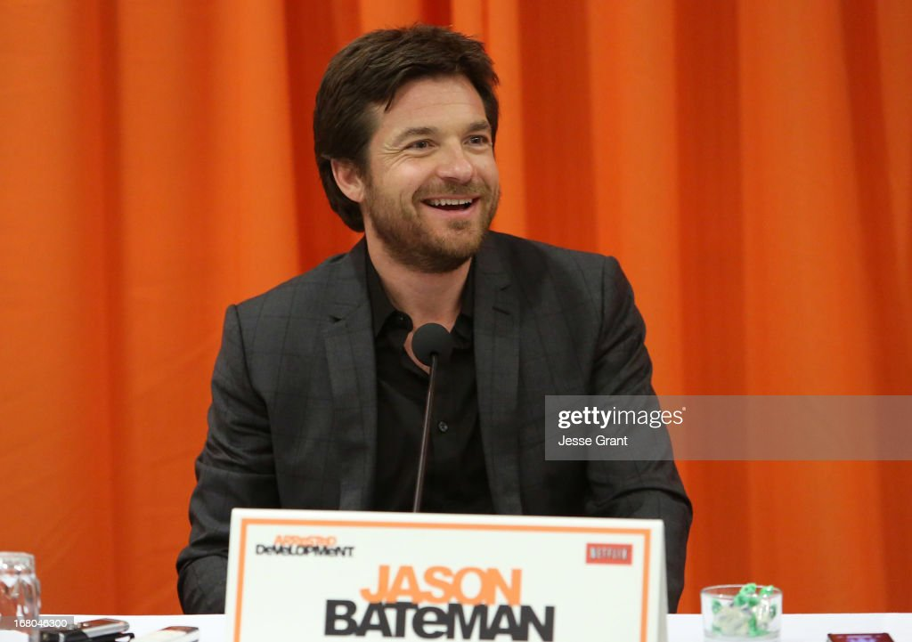 Actor <a gi-track='captionPersonalityLinkClicked' href=/galleries/search?phrase=Jason+Bateman&family=editorial&specificpeople=204774 ng-click='$event.stopPropagation()'>Jason Bateman</a> attends The Netflix Original Series 'Arrested Development' Press Conference at Sheraton Universal on May 4, 2013 in Universal City, California.