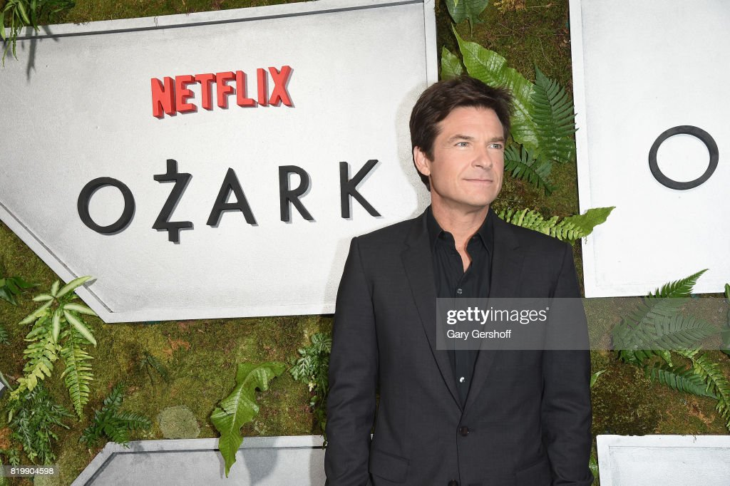 Actor Jason Bateman attends the 'Ozark' New York screening at The Metrograph on July 20, 2017 in New York City.