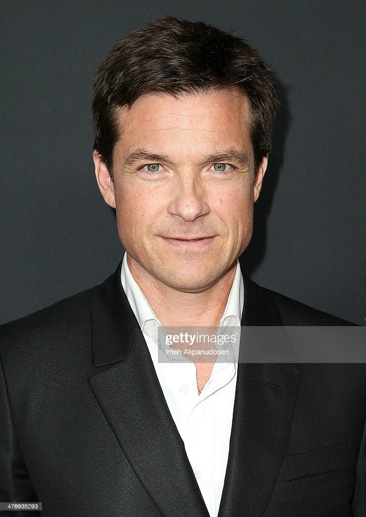 Actor <a gi-track='captionPersonalityLinkClicked' href=/galleries/search?phrase=Jason+Bateman&family=editorial&specificpeople=204774 ng-click='$event.stopPropagation()'>Jason Bateman</a> attends the premiere of Focus Features' 'Bad Words' at ArcLight Cinemas Cinerama Dome on March 5, 2014 in Hollywood, California.