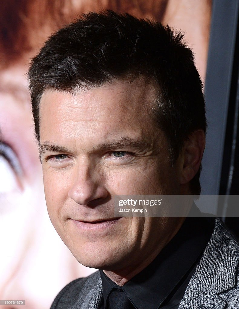Actor <a gi-track='captionPersonalityLinkClicked' href=/galleries/search?phrase=Jason+Bateman&family=editorial&specificpeople=204774 ng-click='$event.stopPropagation()'>Jason Bateman</a> attends the premiere Of Universal Pictures' 'Identity Thief' on February 4, 2013 in Westwood, California.