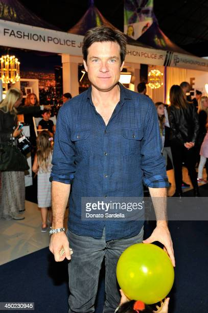 Actor Jason Bateman attends the PS Arts Express Yourself 2013 event held at Barker Hangar on November 17 2013 in Santa Monica California