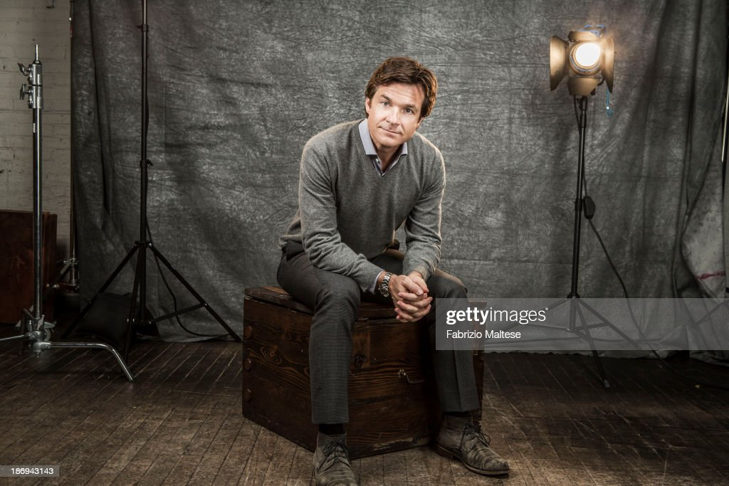 Actor <a gi-track='captionPersonalityLinkClicked' href=/galleries/search?phrase=Jason+Bateman&family=editorial&specificpeople=204774 ng-click='$event.stopPropagation()'>Jason Bateman</a> is photographed for The Hollywood Reporter during the 38th Toronto International Film Festival on September 9, 2013 in Toronto, Ontario.