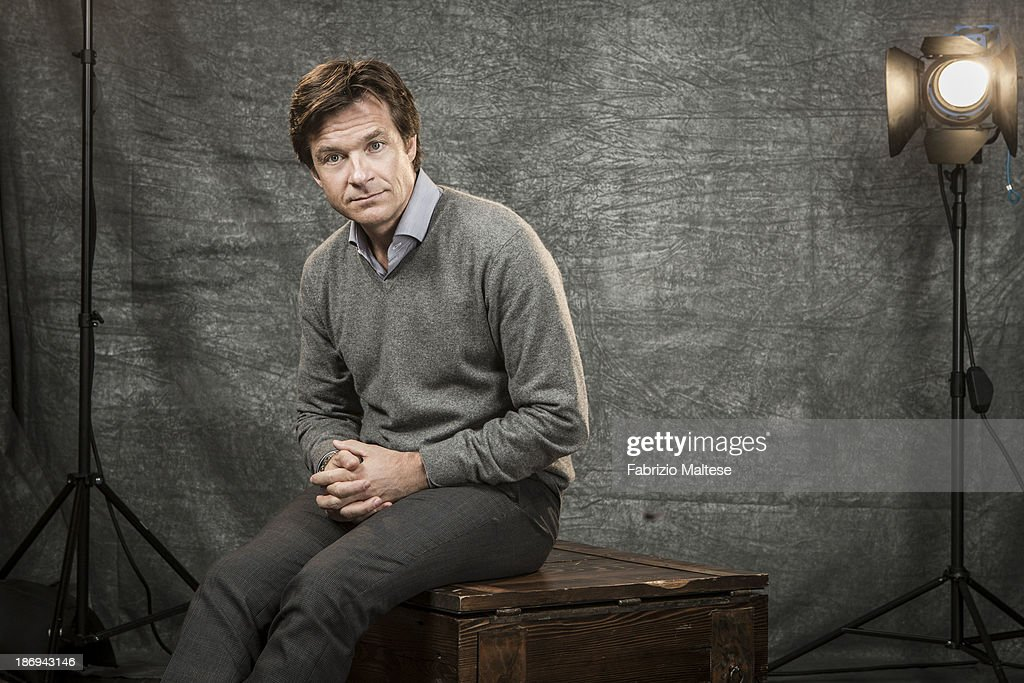 Actor Jason Bateman is photographed for The Hollywood Reporter during the 38th Toronto International Film Festival on September 9, 2013 in Toronto, Ontario.
