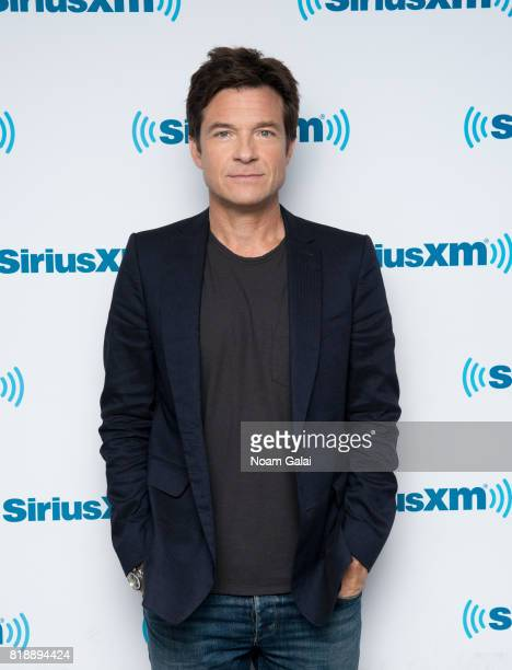 Actor Jason Bateman visits SiriusXM Studios on July 19 2017 in New York City