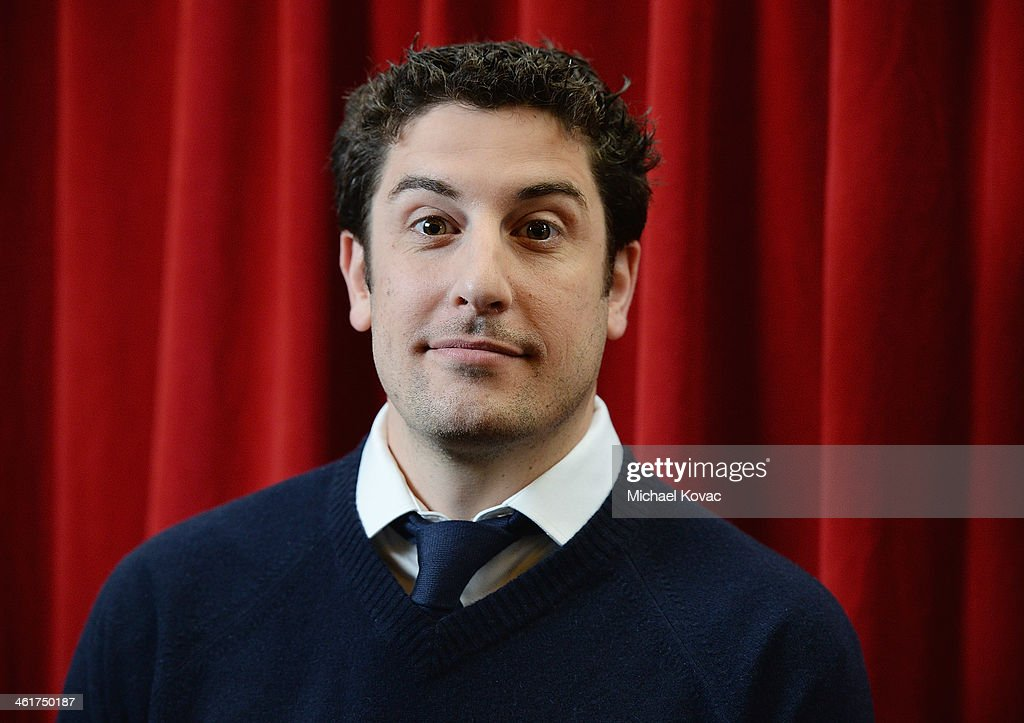 Actor <a gi-track='captionPersonalityLinkClicked' href=/galleries/search?phrase=Jason+Biggs+-+Actor&family=editorial&specificpeople=210701 ng-click='$event.stopPropagation()'>Jason Biggs</a> attends the 14th annual AFI Awards Luncheon at the Four Seasons Hotel Beverly Hills on January 10, 2014 in Beverly Hills, California.
