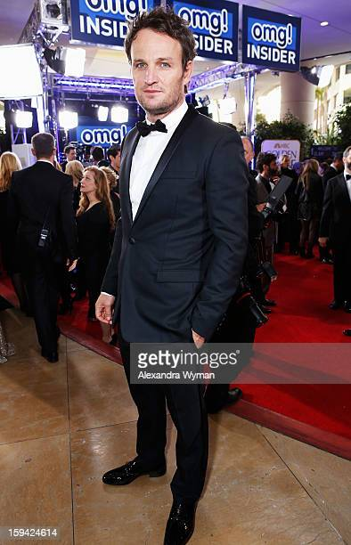 Actor Jason Clarke arrives at the 70th Annual Golden Globe Awards held at The Beverly Hilton Hotel on January 13 2013 in Beverly Hills California