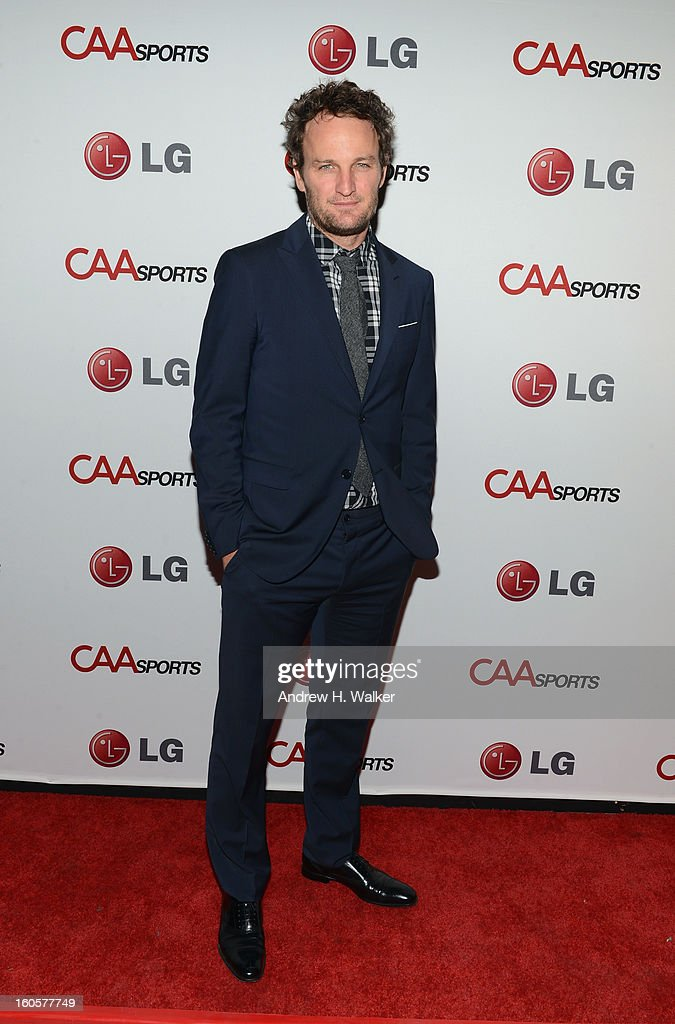 Actor <a gi-track='captionPersonalityLinkClicked' href=/galleries/search?phrase=Jason+Clarke+-+Attore&family=editorial&specificpeople=549663 ng-click='$event.stopPropagation()'>Jason Clarke</a> attends CAA Sports Super Bowl Party presented By LG at Contemporary Arts Center on February 2, 2013 in New Orleans, Louisiana.