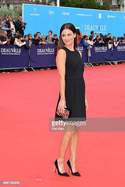 Actor Jason Clarke director Baltasar Kormakur and producer Tim Bevan attend the 41st Deauville American Film Festival Opening Ceremony at the CID on...