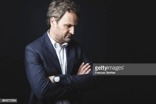 Actor Jason Clarke is photographed for Self Assignment on May 10 2017 in Paris France