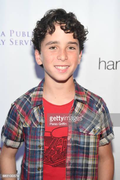 Actor Jason Drucker attends 'Diary Of A Wimpy Kid The Long Haul' Atlanta screening hosted by Dwight Howard at Regal Atlantic Station on May 14 2017...