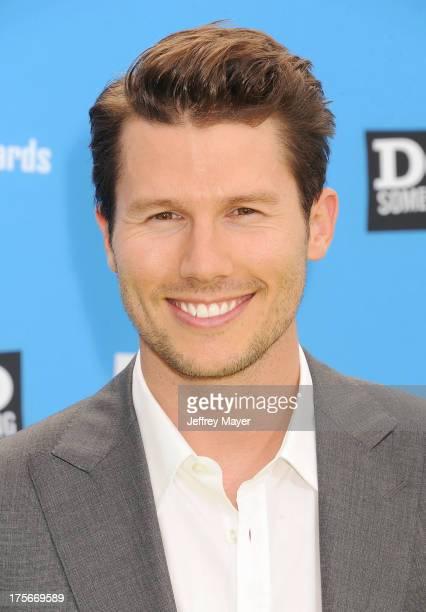 Actor Jason Dundas arrives at the DoSomethingorg and VH1's 2013 Do Something Awards at Avalon on July 31 2013 in Hollywood California