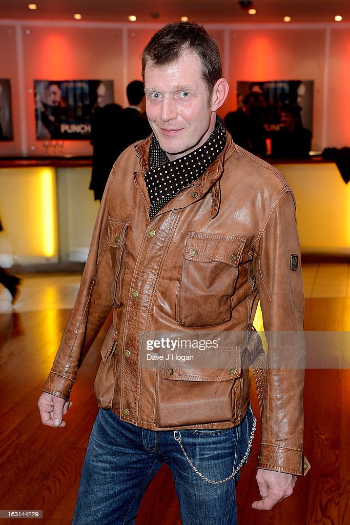 Actor Jason Flemyng attends the 'Welcome To The Punch' UK Premiere at the Vue West End on March 5, 2013 in London, England.