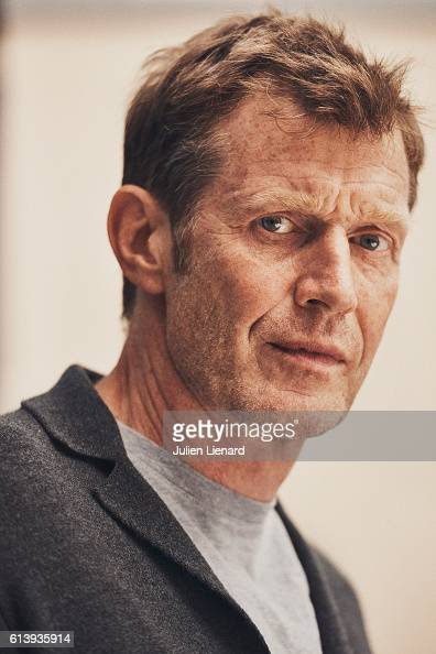 Actor Jason Flemyng is photographed for Self Assignment on October 1 2016 in Dinard France