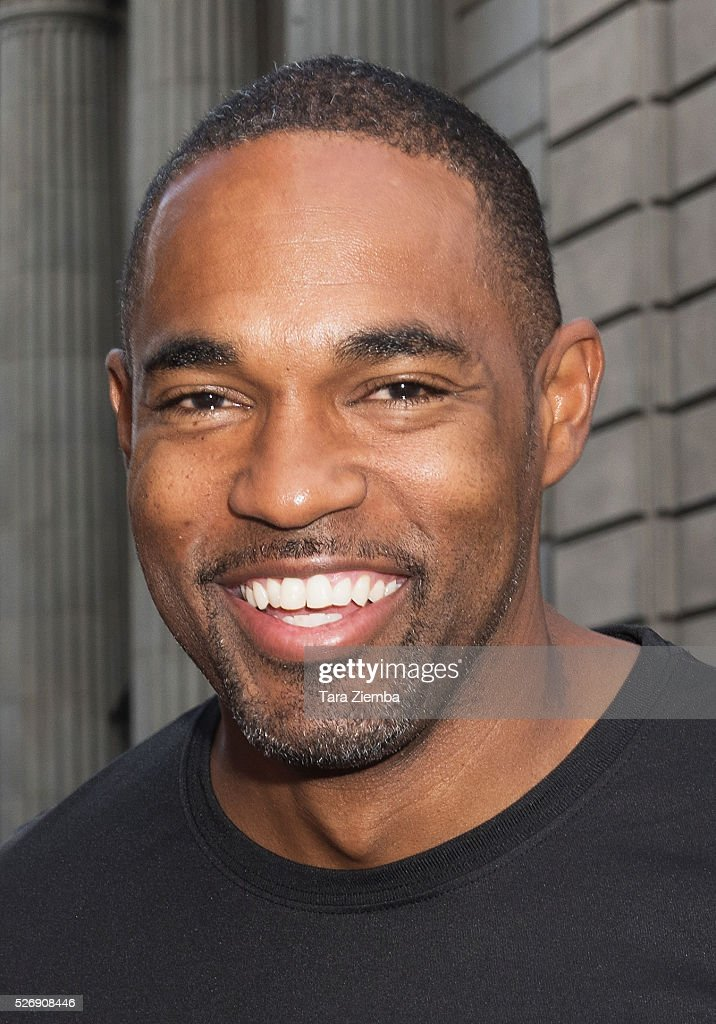 Actor <a gi-track='captionPersonalityLinkClicked' href=/galleries/search?phrase=Jason+George&family=editorial&specificpeople=2566184 ng-click='$event.stopPropagation()'>Jason George</a> attends the Melanoma Research Foundation's Miles for Melanoma 5k Run/Walk at Universal Studios Backlot on May 1, 2016 in Universal City, California.