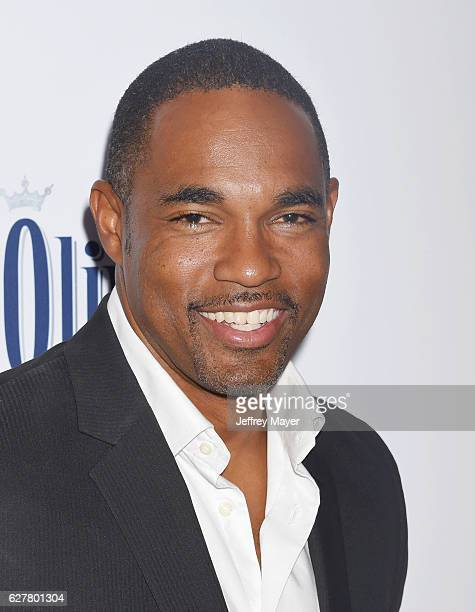 Actor Jason George attends the TrevorLIVE Los Angeles 2016 Fundraiser at the Beverly Hilton Hotel on December 04 2016 in Beverly Hills California