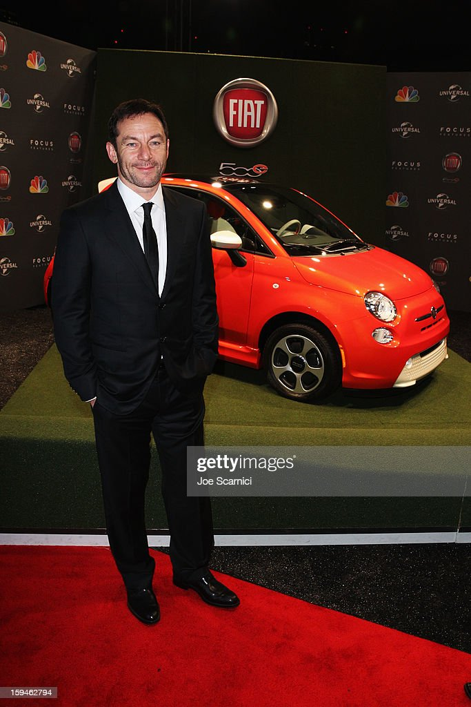 Actor <a gi-track='captionPersonalityLinkClicked' href=/galleries/search?phrase=Jason+Isaacs&family=editorial&specificpeople=212740 ng-click='$event.stopPropagation()'>Jason Isaacs</a> attends Fiat's Into The Green at the 70th Annual Golden Globe Awards held at The Beverly Hilton Hotel on January 13, 2013 in Beverly Hills, California.