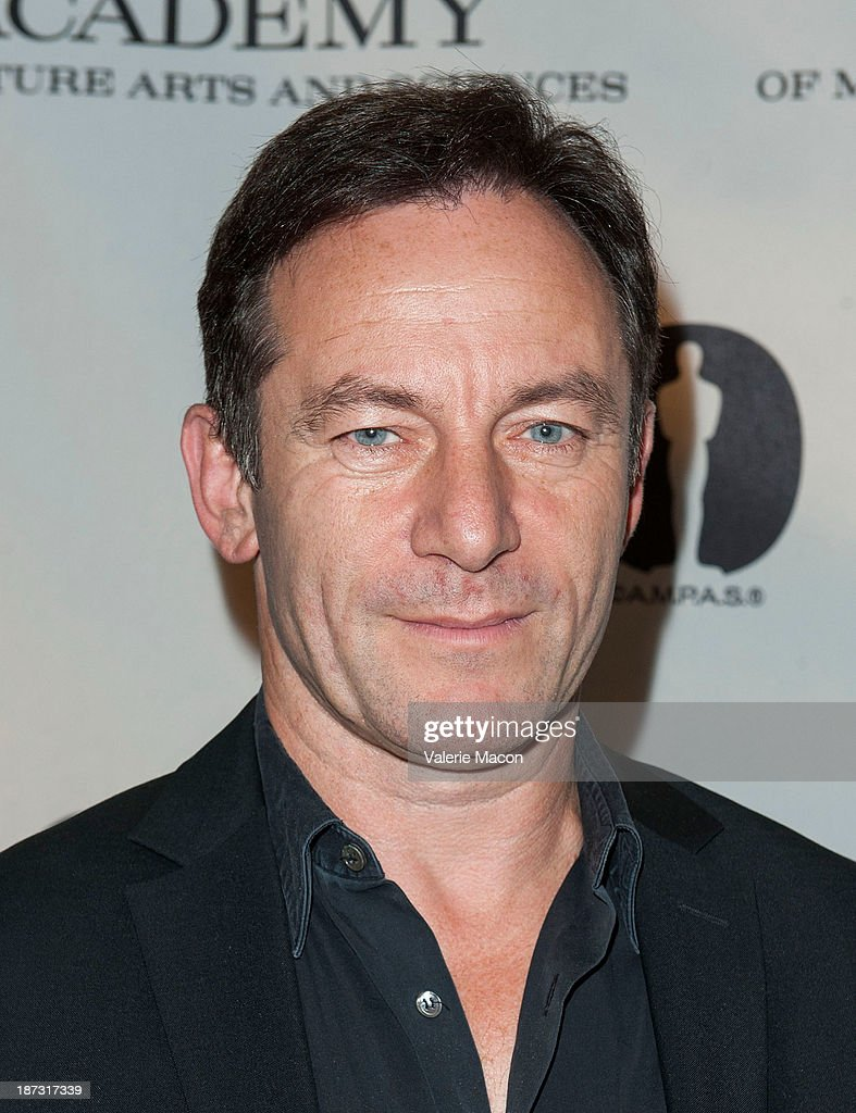 Actor <a gi-track='captionPersonalityLinkClicked' href=/galleries/search?phrase=Jason+Isaacs&family=editorial&specificpeople=212740 ng-click='$event.stopPropagation()'>Jason Isaacs</a> attends The Academy Of Motion Picture Arts And Sciences' Hosts The Academy Nicholl Fellowships In Screenwriting Awards at AMPAS Samuel Goldwyn Theater on November 7, 2013 in Beverly Hills, California.
