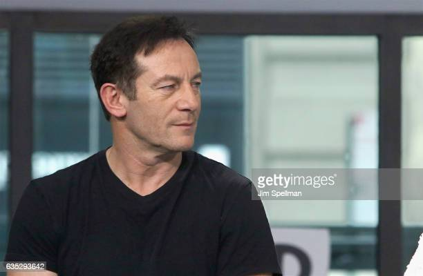 Actor Jason Isaacs attends the Build series to discuss 'A Cure For Wellness' at Build Studio on February 14 2017 in New York City