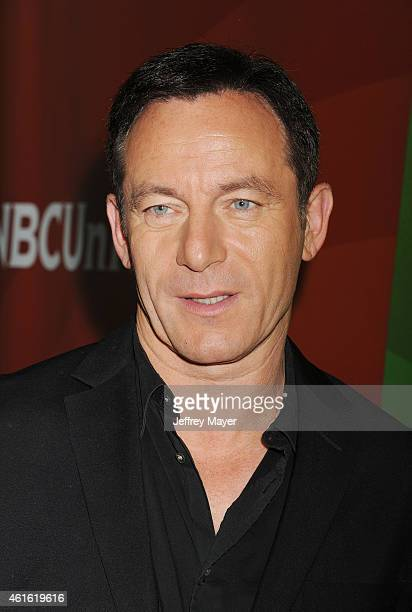 Actor Jason Isaacs attends the NBCUniversal 2015 Press Tour at the Langham Huntington Hotel on January 15 2015 in Pasadena California