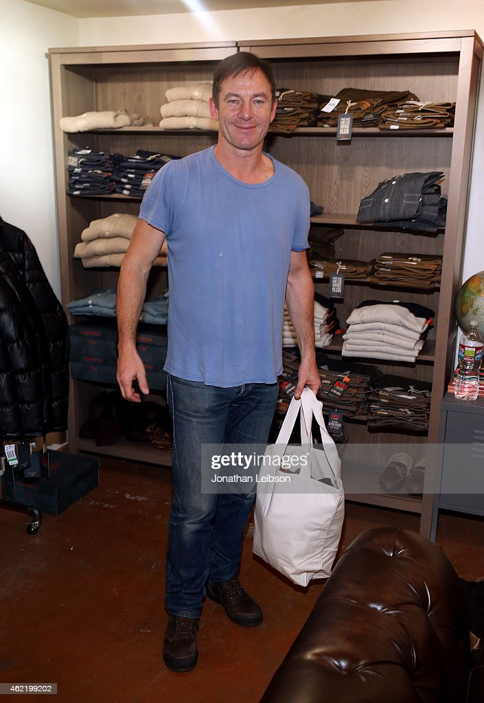 Actor <a gi-track='captionPersonalityLinkClicked' href=/galleries/search?phrase=Jason+Isaacs&family=editorial&specificpeople=212740 ng-click='$event.stopPropagation()'>Jason Isaacs</a> attends The Variety Studio At Sundance Presented By Dockers on January 25, 2015 in Park City, Utah.