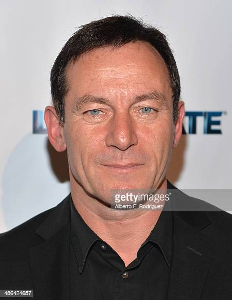 Actor Jason Isaacs atttends The Help Group's 17th Annual Teddy Bear Ball at The Beverly Hilton Hotel on April 23 2014 in Beverly Hills California