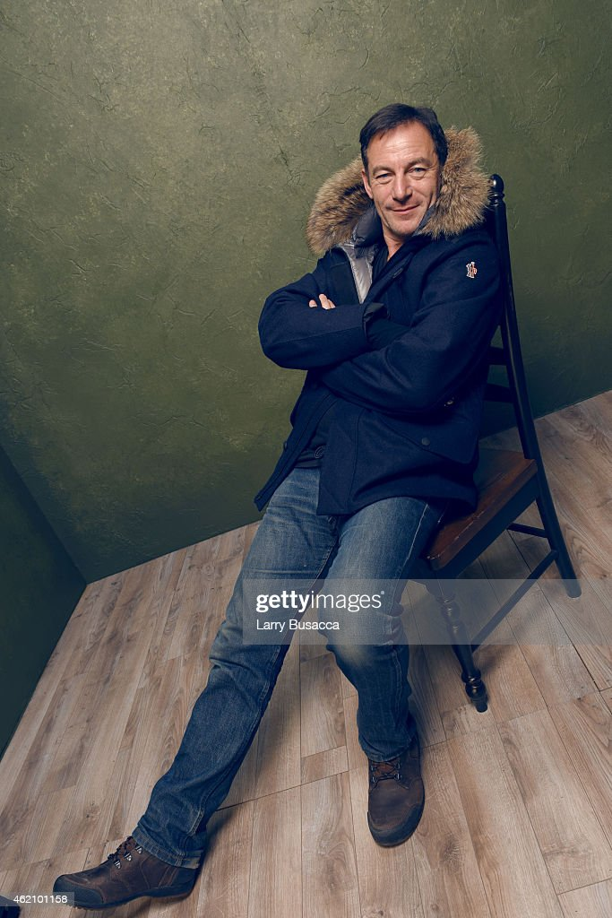 Actor <a gi-track='captionPersonalityLinkClicked' href=/galleries/search?phrase=Jason+Isaacs&family=editorial&specificpeople=212740 ng-click='$event.stopPropagation()'>Jason Isaacs</a> from 'Stockholm, Pennsylvania' poses for a portrait at the Village at the Lift Presented by McDonald's McCafe during the 2015 Sundance Film Festival on January 24, 2015 in Park City, Utah.