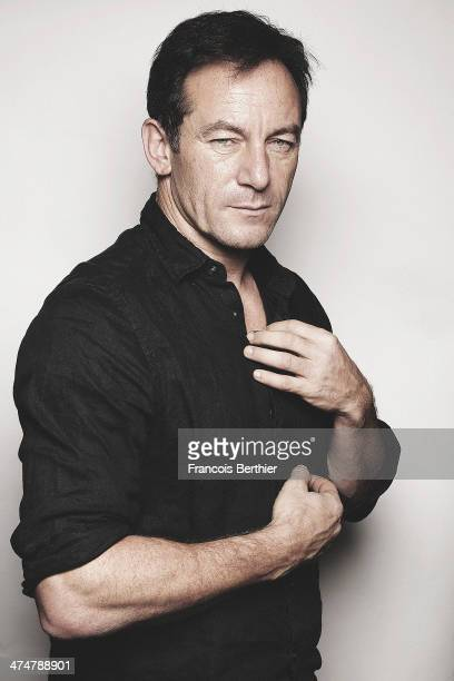 Actor Jason Isaacs is photographed for Self Assignment on February 10 2014 in Berlin Germany