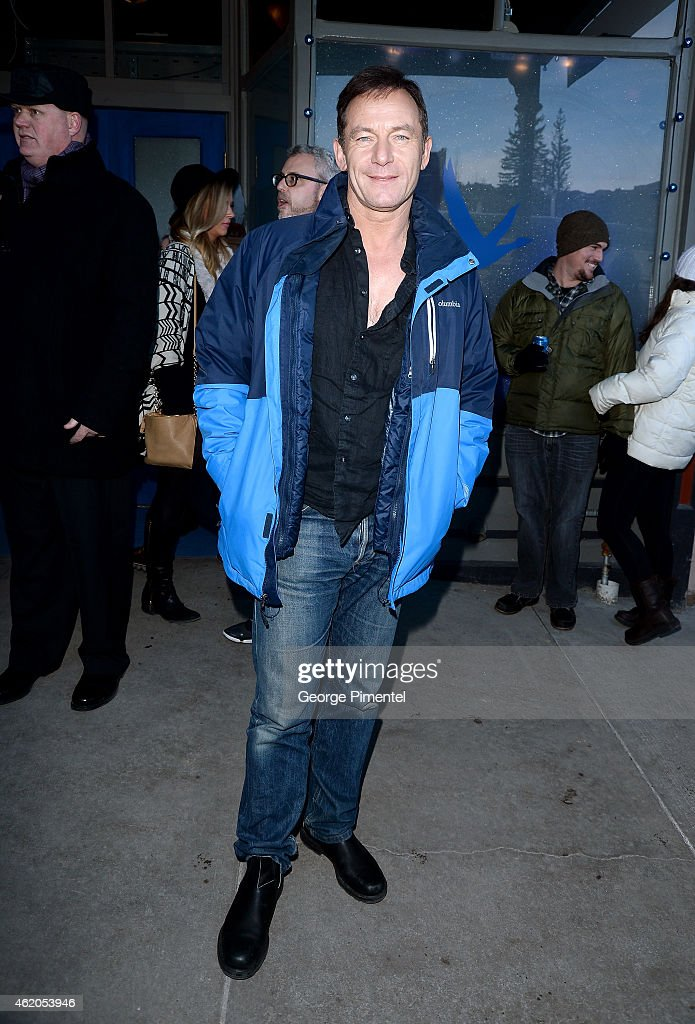 Actor <a gi-track='captionPersonalityLinkClicked' href=/galleries/search?phrase=Jason+Isaacs&family=editorial&specificpeople=212740 ng-click='$event.stopPropagation()'>Jason Isaacs</a> is seen on January 23, 2015 in Park City, Utah.