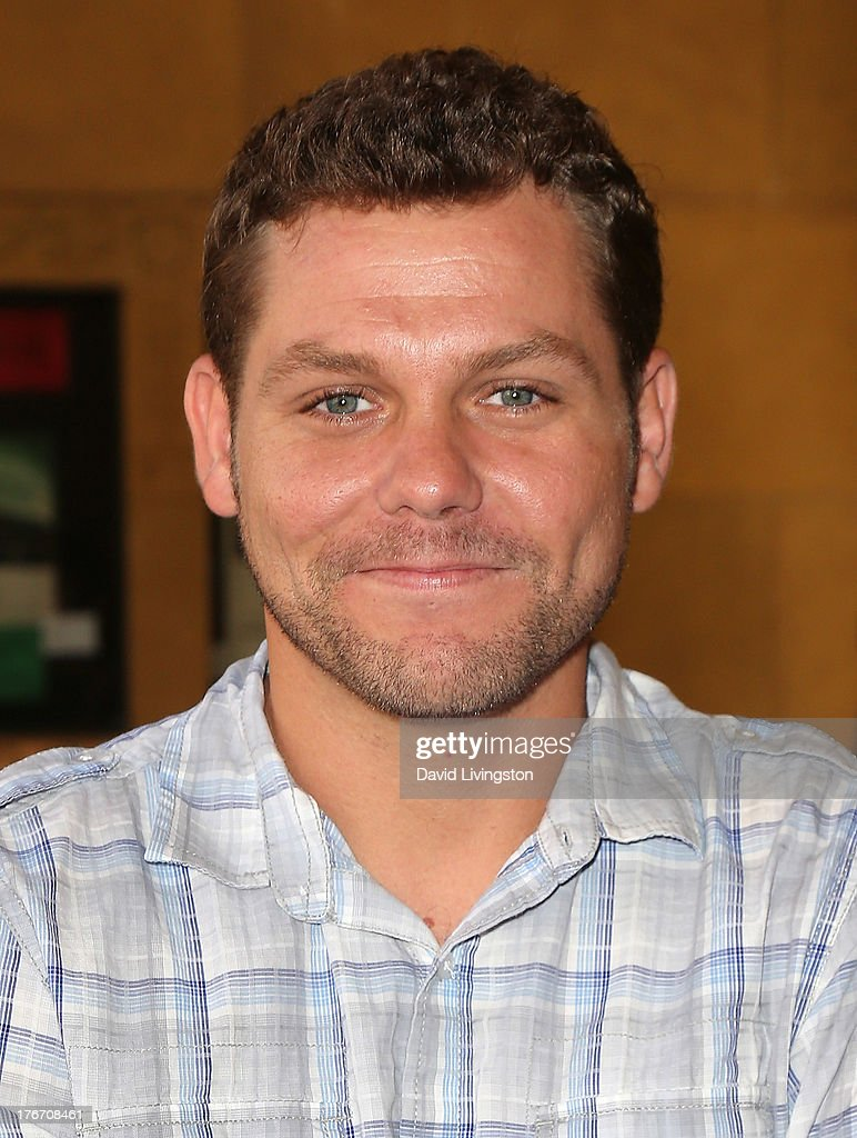 Actor Jason James Richter attends the 'Free Willy' 20th Anniversary Celebration at the Egyptian Theatre on August 17, 2013 in Hollywood, California.