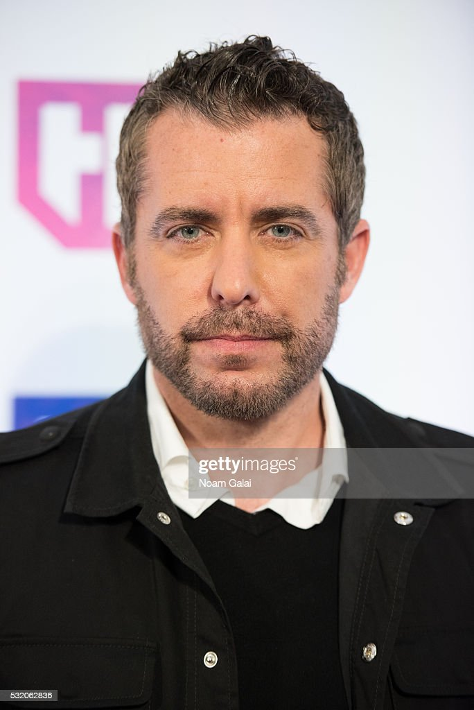 Actor Jason Jones attends TBS's 'A Night Out with Conan O'Brien Rashida Jones Samantha Bee and Jason Jones' at The New Museum on May 17 2016 in New...