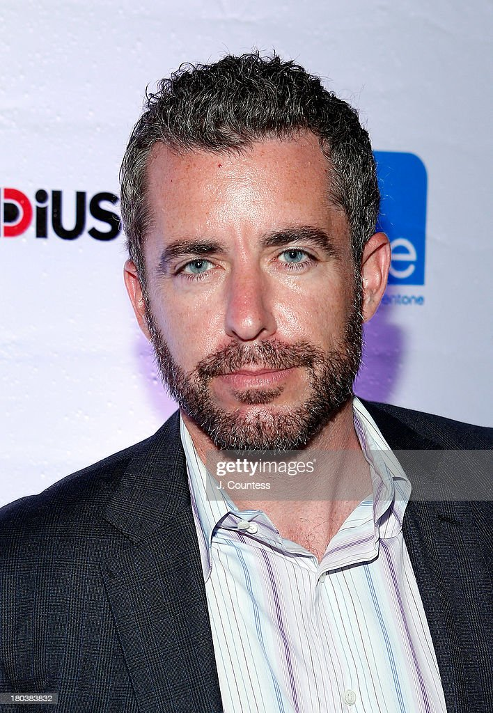 Actor Jason Jones attends the Virgin Mobile Arts & Cinema Centre - 'The Art Of The Steal' After Party at F-Stop on September 11, 2013 in Toronto, Canada.